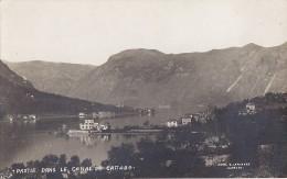 Montenegro - Canal De Cattaro - Panorama - Foto Photographe Laforest Cattaro