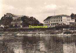 CPSM DIEHL'S HOTEL RHEINTERRASSE KOBLENZ EHRENBREITSTEIN - Koblenz