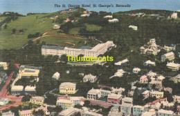 CPSM THE ST GEORGE HOTEL ST GEORGE'S BERMUDA - Bermuda