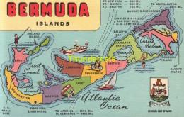 CPSM  BERMUDA ISLANDS - Bermuda