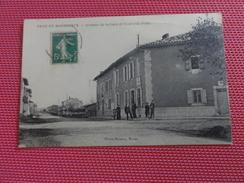 Prat-et-Bonrepaux- Avenue De La Gare Et Nouvelle Poste - France