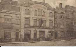 Middelkerke - Fidele Remy-Wautelet - Hôtel Du Casino Rue De L'Eglise - Circulé - Sépia - TBE - Middelkerke