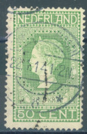 NETHERLANDS - 1913 - USED/OBLIT - WILHELMINE - Yv 89 Mi 88 B - Lot 14112