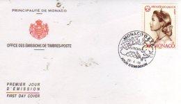 MONACO  La Princesse Grace De Monaco Née Grace Patricia Kelly 1929/1982  29/04/96 - Europa-CEPT