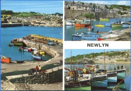 ANGLETERRE ENGLAND NEWLYN Multivues - Scilly Isles
