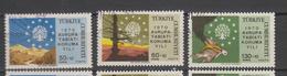 Yvert 1933 / 1935 Oblitéré - 1921-... Republic