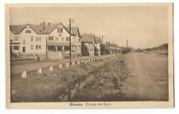 HENSIES - COLONIE DES SARTIS - Hensies