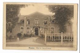 HENSIES - L'HÔTEL DU VIEUX CHÂTEAU - Hensies