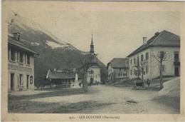 1412- LES HOUCHES - Les Fiz  -ed. L Fauraz - Les Houches