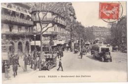 PARIS. - Boulevard Des Italiens. Belle Animation - Francia