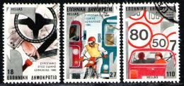 GREECE 1986 - Set Used - Oblitérés