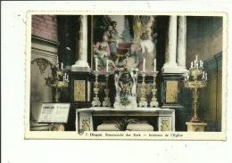Diegem Dieghem 7 Binnenzicht Der Kerk Interieur De L'église Uitg: J. Delcon-Peeters - Diegem