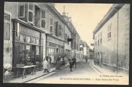 SAINT GENIX Sur GUIERS Rue De L'Hôtel De Ville Epicerie Café (Vialatte) Savoie (73) - Autres Communes