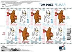Nederland / The Netherlands - Postfris / MNH - Sheet 75 Jaar Tom Poes 2016 - Nuovi