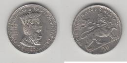 50 MATONAS 1923 ( 1931) - Ethiopie