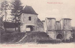 Vaucouleurs (55) - Porte De France Et Monument - France