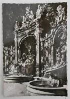 CPSM Nancy - Place Stanislas : Fontaine De Neptune (891 N&B) NEUVE - Nancy