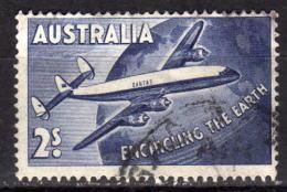 AUSTRALIEN 1958 - MiNr: 281  Used - 1952-65 Elizabeth II: Dezimalausgaben (Vorläufer)