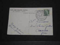 FRANCE - Tour De France à Briançon 1948 - A Voir - P18546