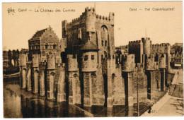 Gent, Het Gravenkasteel, Gand, Le Château Des Comtes (pk30039) - Gent