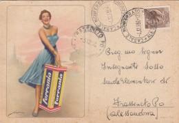 """10483-PELLICOLE FOTOGRAFICHE """"FERRANIA""""-1956-FG - Pubblicitari"""