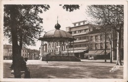 Gaillac -kiosque De La Promenade-carte Photo - Gaillac