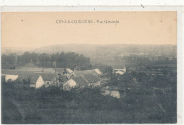 CYS LA COMMUNE Vue Générale - Frankrijk