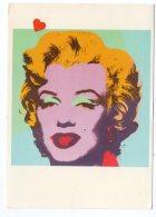 06920-LE-ART-PEINTURE-Andy Warhol : Marilyn From Ten Marilyns-1967-The Museum Of Modern Art New York - Paintings
