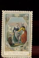 BTEIMG2 Canivet Maison Basset Bienheureuse Sainte Germaine Cousin De Pibrac - Devotion Images