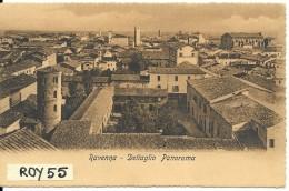 Emilia Romagna-ravenna Dettaglio Panorama Veduta Interno Parziale Citta' Anni 20/30 - Ravenna