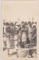 CARTE PHOTO,MADAGASCAR,AMBOVOMBE,foule,Marché,femme D´affaires - Madagascar