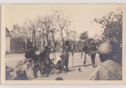 CARTE PHOTO,MADAGASCAR,1900,TSIHOMBE,ANTANDROY,chasseur - Madagascar