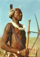 Swaziland : Swazi Warrior - Swaziland