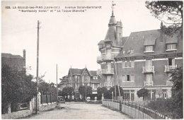 44. LA BAULE-LES-PINS. Avenue Sarah-Bernhardt. Normandy Hôtel Et La Toque-Blanche. 102 - La Baule-Escoublac