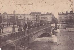 LYON Pont Lafayette - Lyon