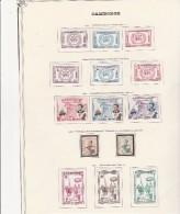 CAMBODGE - N° 78 A 91  NEUF X ANNEE 1959 -60  - COTE : 22,70 € - Cambodge