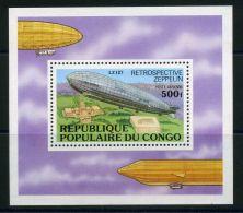CONGO (  BLOC ) : Y&T  N°  11   BLOC  NEUF  SANS  TRACE  DE  CHARNIERE , A  VOIR . - Ongebruikt