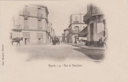 TUNISIE - BIZERTE - Rue De Barcelone 51 - Tunisia