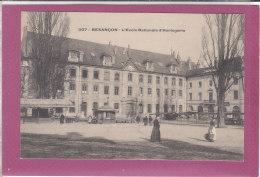 25.- BESANCON .-  L' Ecole Nationale D' Horlogerie - Besancon