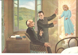 Santuario S. Antonio, Orfanotrofio Antoniano Maschile, Messina, Il Can. Annibale Francia Vede La Divina Bambinella Maria - Religion & Esotérisme