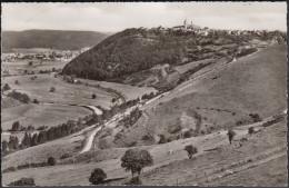 D-34431 Marsberg - Blick Auf Obermarsberg - Sauerland - Old Stamp (60er Jahre) - Brilon