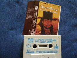 DANYEL GERARD K7 AUDIO VOIR PHOTO...ET REGARDEZ LES AUTRES (PLUSIEURS) - Audio Tapes