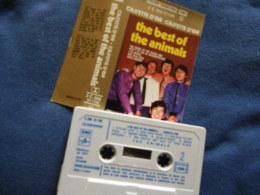 THE ANIMALS K7 AUDIO VOIR PHOTO...ET REGARDEZ LES AUTRES (PLUSIEURS) - Audio Tapes