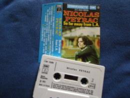 NICOLAS PEYRAC K7 AUDIO VOIR PHOTO...ET REGARDEZ LES AUTRES (PLUSIEURS) - Audio Tapes