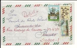 Lettre Angola 1973  (428) - Angola