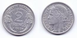 France 2 Francs 1958 - France