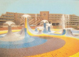 AFRIQUE---BENIN---COTONOU---SHERATON  HOTEL--voir 2 Scans - Benin