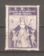 Viñeta De Sri Villarrobledo - Viñetas De La Guerra Civil
