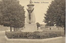 SAINT-GEORGES-SUR-MEUSE.  STOCKAY.  LE MONUMENT. - Saint-Georges-sur-Meuse