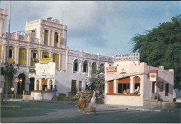 AFRIQUE---DJIBOUTI---place Menelik--voir 2 Scans - Gibuti